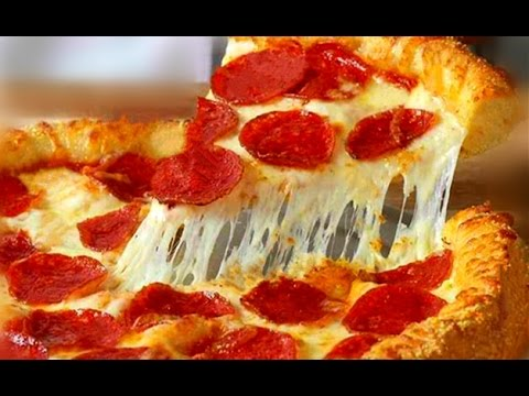 Homemade Pepperoni Pizza | Super Soft and Fluffy Pizza Bread Dough Recipe | 手工比薩 意大利辣香肠披薩