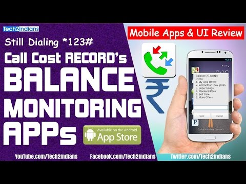 Auto Balance Checker with Call,Data Monitoring Android App | New App | Smart Bro