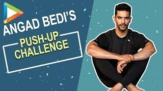 1 minute PUSH-UP challenge: Angad Bedi vs Faridoon Shahryar