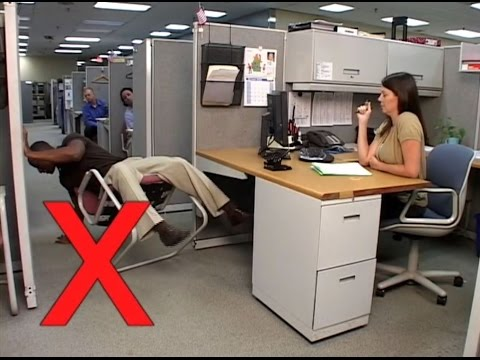 Office Injury Prevention Safety Training Video