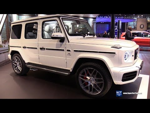 Mercedes G Wagon G350 Amg Bluetec In Depth Interior And Exterior