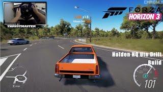 Forza Horizon 3 - Byron Suburbs Drift Zone Challenge (Ford
