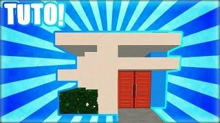 Full HD Tuto comment faire une maison dans minecraft Direct ...