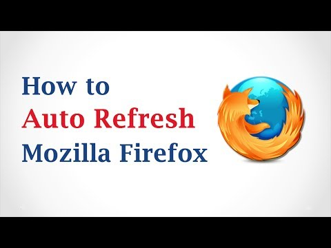 How to Auto-Refresh in Mozilla Firefox Browser