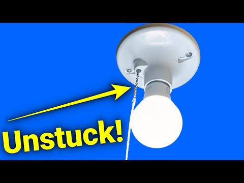 Pull Chain Light Fixture Repair Highlights