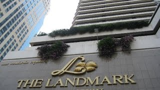 The Landmark Bangkok 138 Sukhumvit Road Room 1103 11th Floor Tour