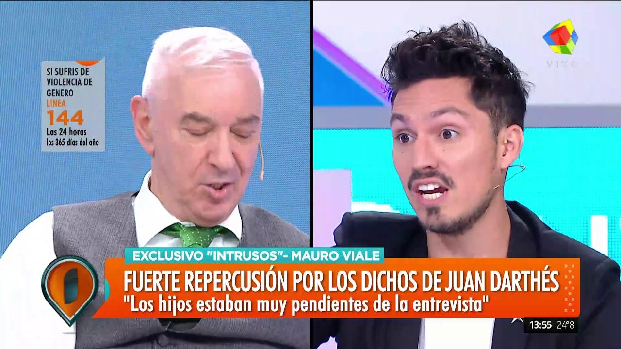 Mauro Viale luego de la entrevista con Juan Darthés: todas las repercusiones
