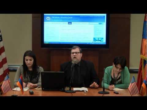 U.S. Consul's Press Conference on DV Lottery Procedures