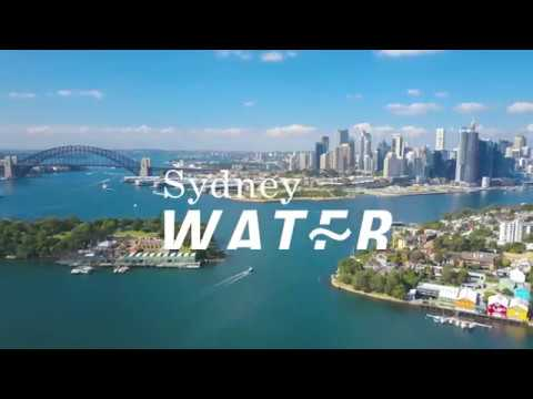 Sydney Water filtration animation