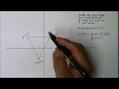 201M8 Part 2  Scale Factor of Greater Than 1