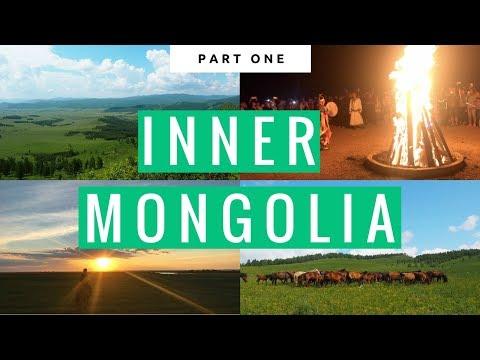 INNER MONGOLIA 内蒙古 VLOG: SUNSET HORSERIDING & MONGOLIAN TRADITIONS | viola helen
