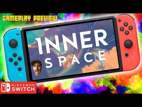 INNERSPACE Act 1 - Nintendo Switch Gameplay Preview