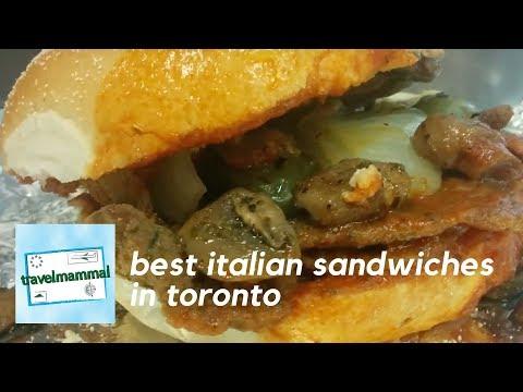 Best Italian Sandwiches In Toronto