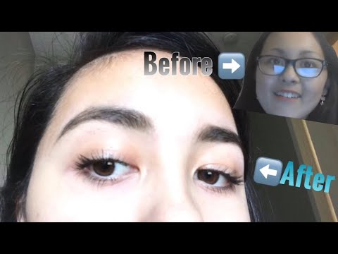 How to Grow your Eyebrows ! Over pluck Fix !! FAST