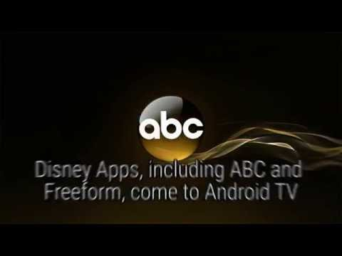 Disney Apps Arrive on Android TV