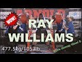 The EVOLUTION of RAY WILLIAMS