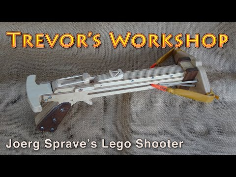 re-creating joerg sprave's lego shooter