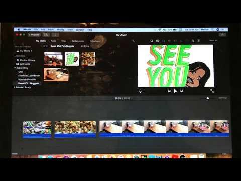 #GoodMorning 69 Vlog - Video Editing With iMovie