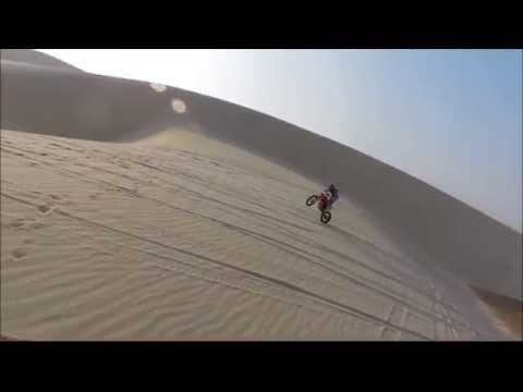 QATAR MX Desert Dunes PEOPLE ARE AWESOME OFF ROAD BIKES