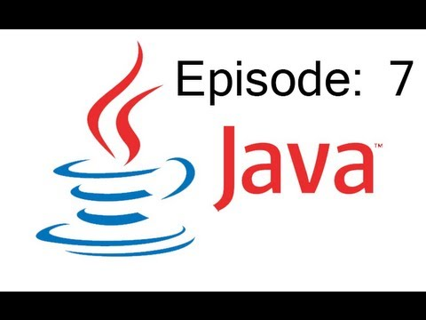 Working with methods and starting our game in Java - Java episode 7