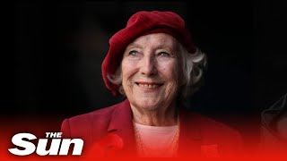 Live: Dame Vera Lynn funeral and Battle of Britain memorial flypast