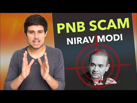 Reality of PNB Scam & Nirav Modi by Dhruv Rathee | Banks and Businessman jeweler Explained