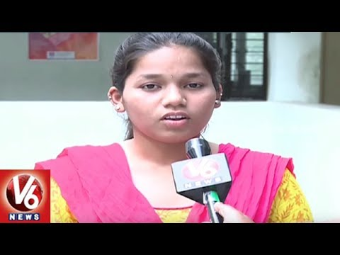 Social Welfare Students Secures Better Ranks In NEET Results | Hyderabad | V6 News