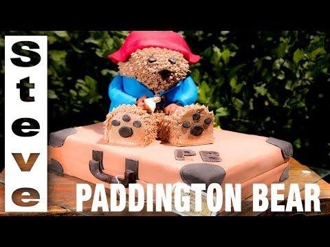 PADDINGTON 2 - How to make a Paddington Cake #ShareTheBear