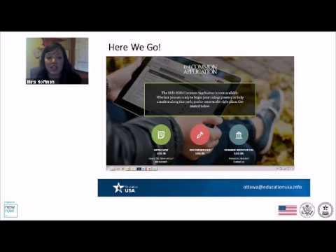 Unpacking the Common Application - Webinar