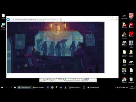 Windows 10 - Animated Wallpapers (Easiest Method)