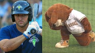 Tim Tebow Gets TROLLED by Opposing Team All Game Long
