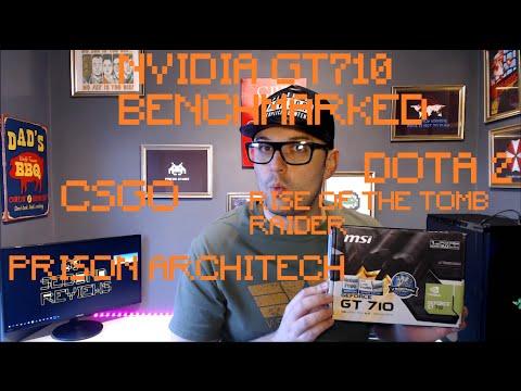 NVIDIA GT710 1GB £35 GPU BENCHMARKED! VS INTEL 4600 GRAPHICS