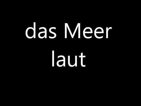 100 Kata Benda Jerman: Bahasa Jerman untuk pemula