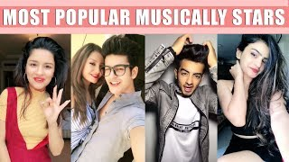 Most Popular Musically Stars Videos 2018 Best Indian Musers