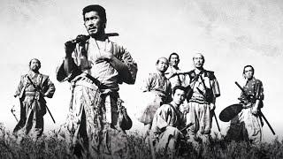 New trailer for Kurosawa's Seven Samurai - back in cinemas 29 October 2021 | BFI