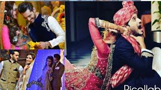 Wahaj Ali some beautiful pics of wedding..