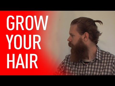 Growing Your Hair Out - Tips For Men | Eric Bandholz