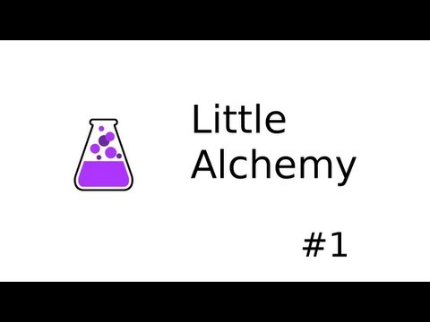 Little Alchemy: How to make stone!? - #1