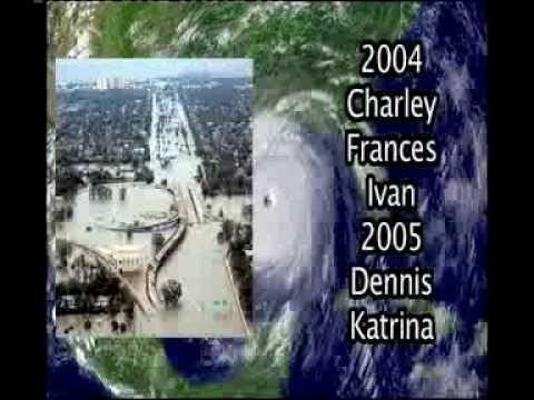 School Hurricane Project.