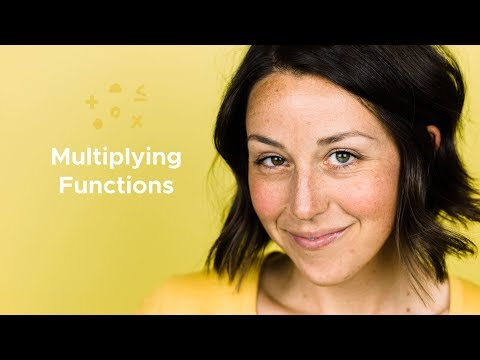 Multiplying functions - How to find the product of functions