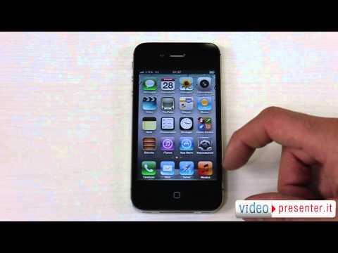 Apple iPhone 4S con iOS 5 Recensione presentazione review | VIDEOPRESENTER.it