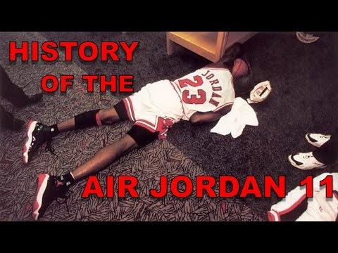 AIR JORDAN 11 - THE HISTORY OF