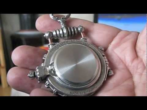 EER PATENT SOLAR POWERED TURBINE FOB WATCH REVIEW