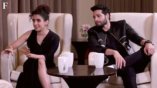 Voices Of Men In Black Sanya Malhotra And Siddhant Chaturvedi | FP Filmy
