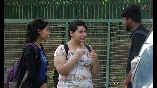 Impressing College Girls With Beat Boxing | Best Indian beatboxer | Danger Fun Club