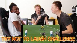 TRY NOT TO LAUGH w/Caspar Lee