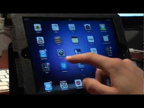 iPad mini 16GB Wi-Fi + Cellular - Pierwsze wrażenia - Aplikacje, gry, internet, Siri