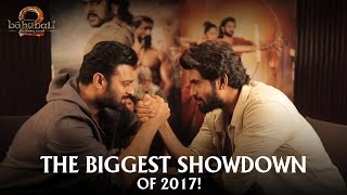 The biggest showdown of 2017 | Baahubali 2 - The Conclusion | Prabhas | Rana Daggubati