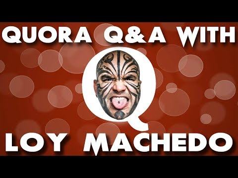 Quora Readers Questions - Quora With Loy Machedo Episode 3
