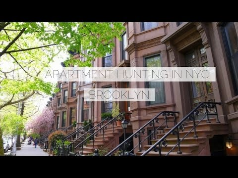 APARTMENT HUNTING IN NYC! BROOKLYN | TOMA J